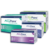AccuPoint™ INJECTION INSTRUMENTS RANGE