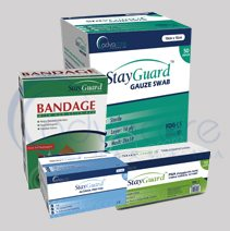 StayGuard™ SKIN AND WOUND CARE RANGE
