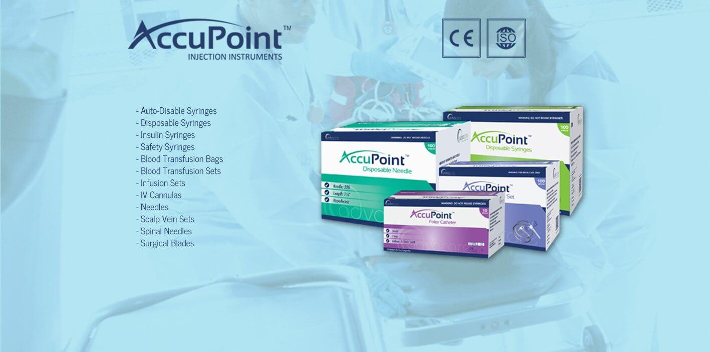 AccuPoint Injection Instruments