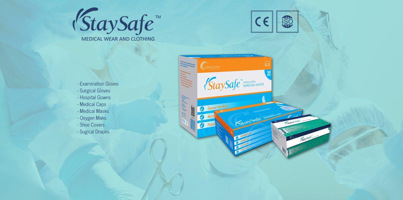 StaySafe  Medical Clothing