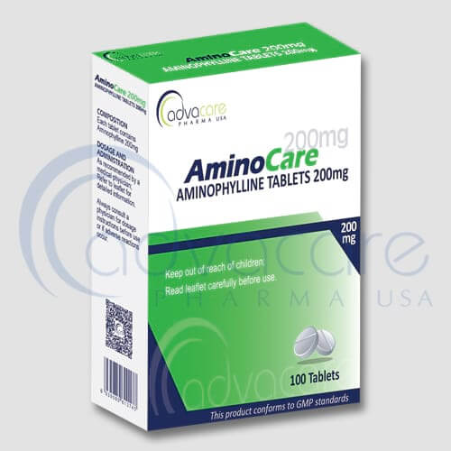 Aminophylline Tablets