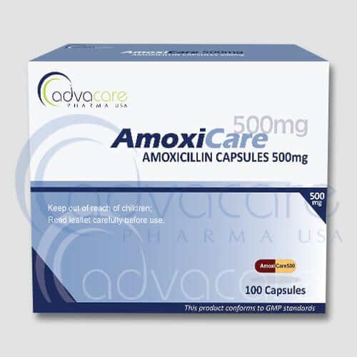 Amoxicillin Capsules Manufacturer 3