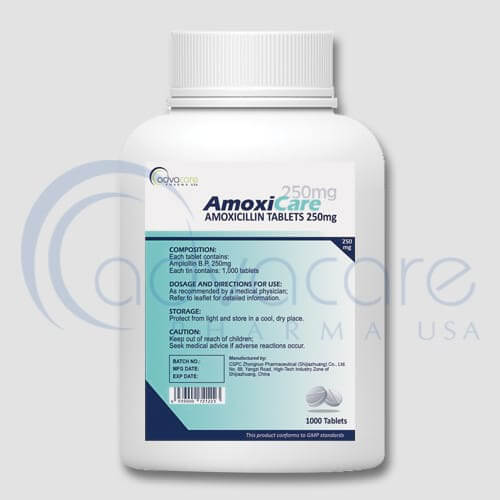 Amoxicillin Tablets Manufacturer 3