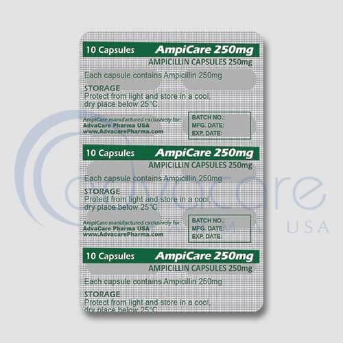 Ampicillin Capsules Manufacturer 4