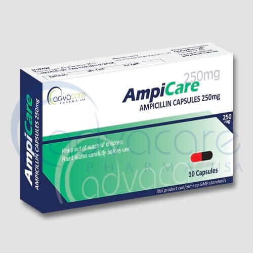 Ampicillin Capsules Manufacturer 2