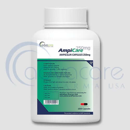 Ampicillin Capsules Manufacturer 3