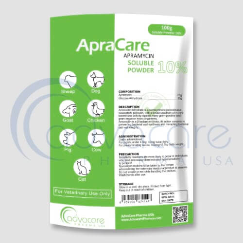 Apramycin Soluble Powder