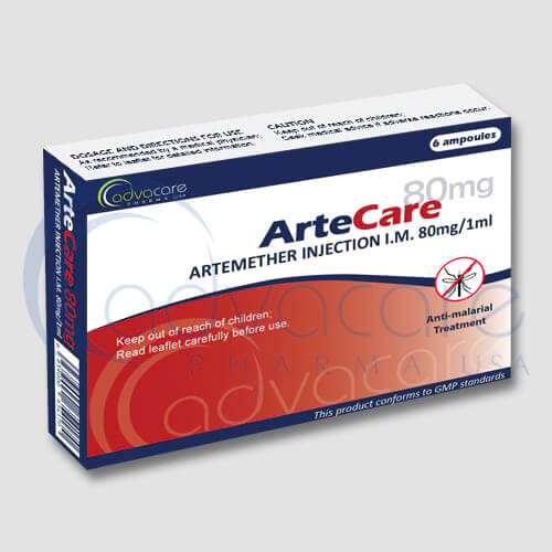 Artemether Injection Manufacturer 1