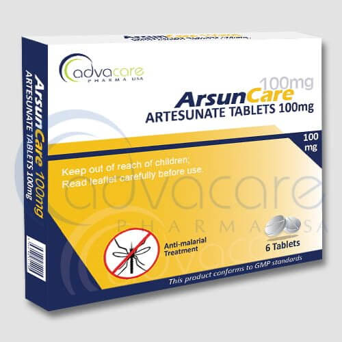 AdvaCare Artesunate Tablets 100mg