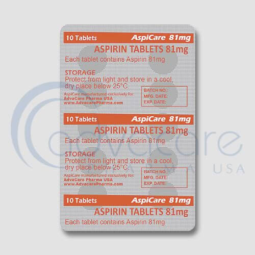 Aspirin Tablets Manufacturer 3