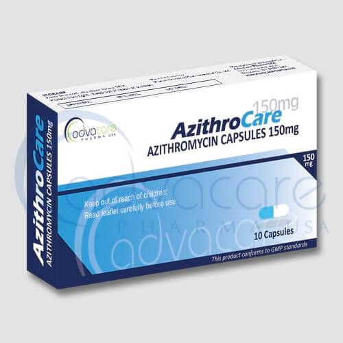 Azithromycin Capsules Manufacturer 2