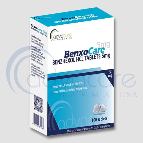 AdvaCare Pharma Benzhexol HCL Tablets