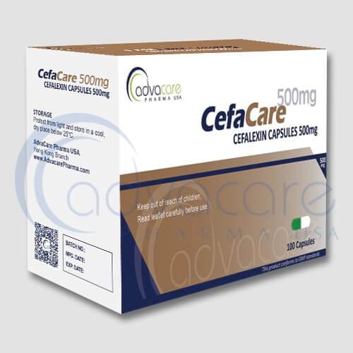 Gélules de céfalexine
