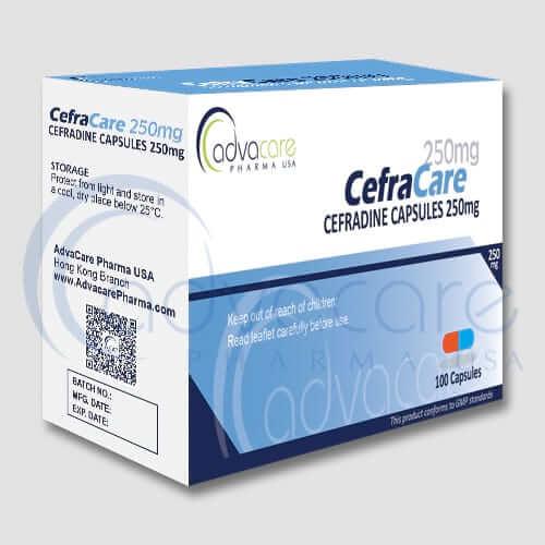 Cefradine Capsules Manufacturer 1