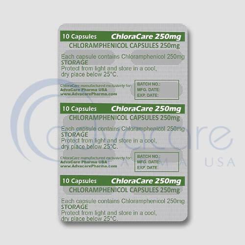 Chloramphenicol Capsules Manufacturer 3