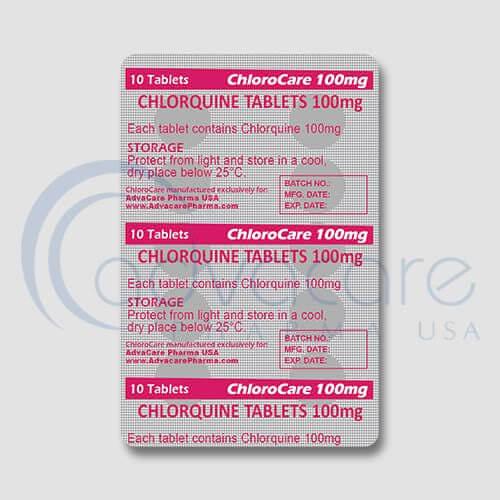 Chloroquine Tablets Manufacturer 3