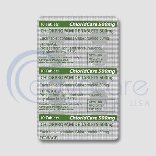 Chlorpropamide Tablets Manufacturer 3
