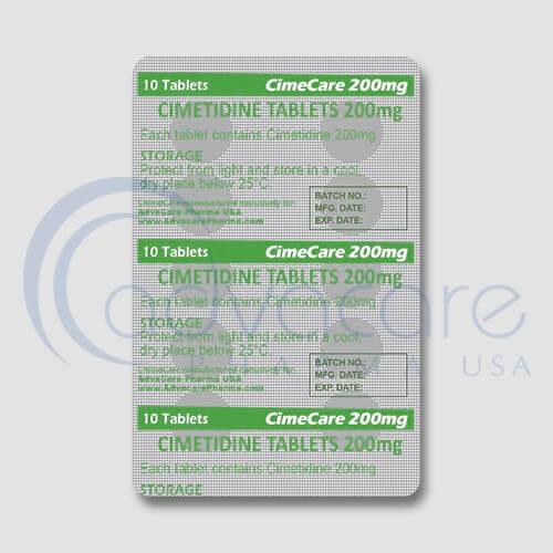 Cimetidine Tablets Manufacturer 3