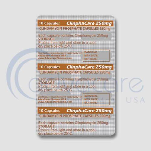 Clindamycin Phosphate Capsules Manufacturer 2