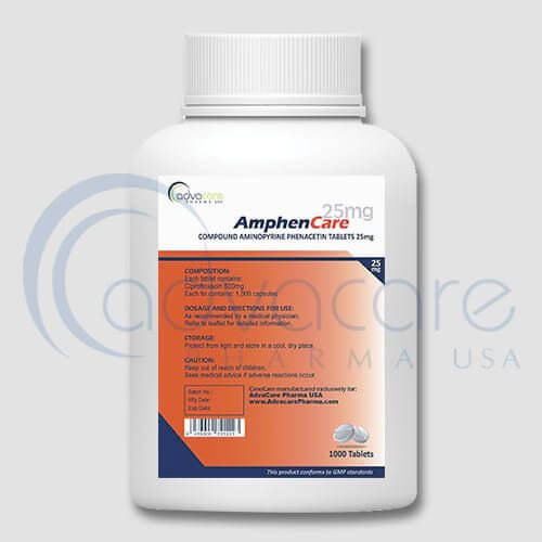 Compound Aminopyrine Phenacetin Tablets Manufacturer 2