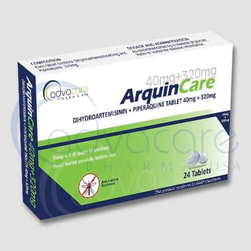 Dihydroartemisinin + Piperaquine Tablets Manufacturer 1