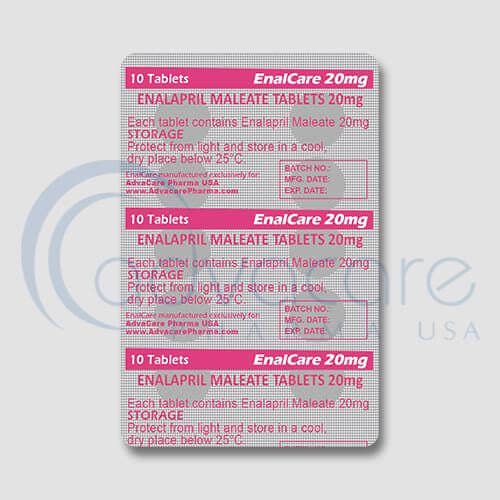 Enalapril Maleate Tablets Manufacturer 3