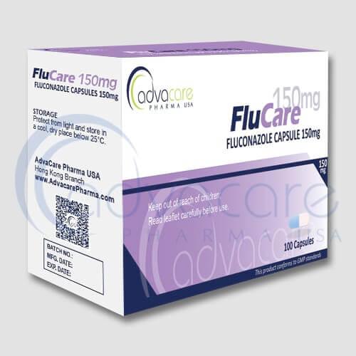 Gélules de fluconazole