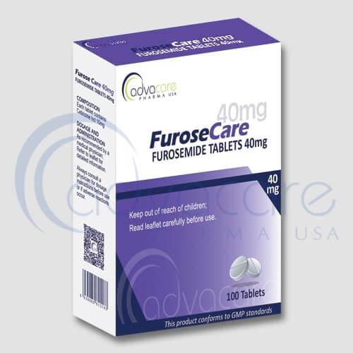 Furosemide Tablets Manufacturer 1