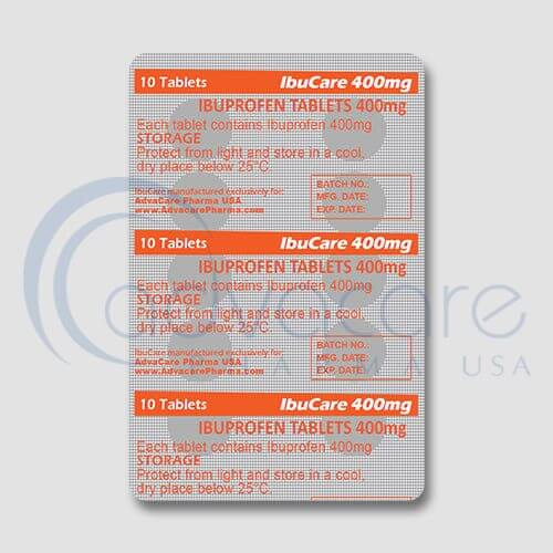 Ibuprofen Tablets Manufacturer 3