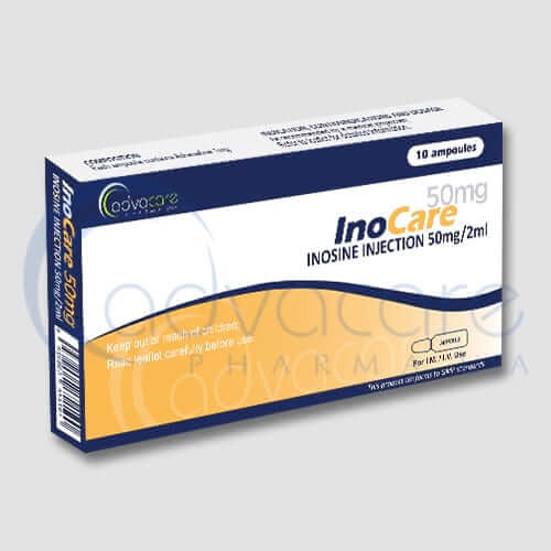 Inosine Injection Manufacturer 1
