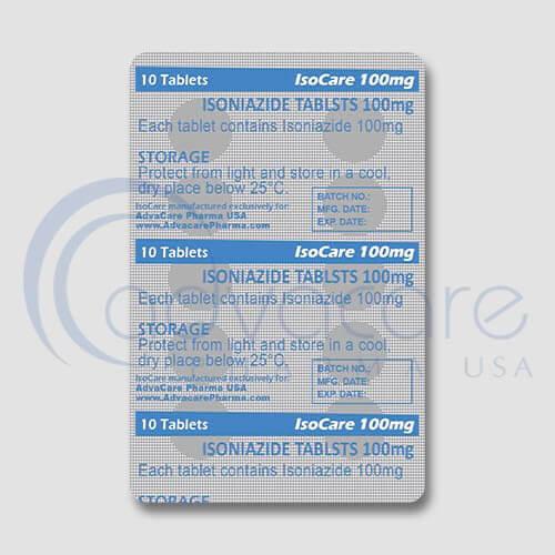 Isoniazide Tablets Manufacturer 3