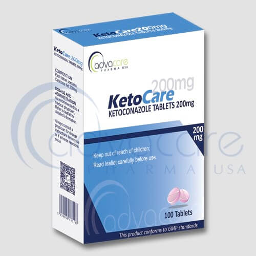 AdvaCare Pharma Ketoconazole Tablets