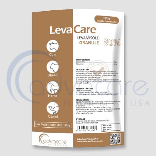 veterinary powders granules