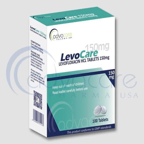 Levofloxacin HCL Tablets