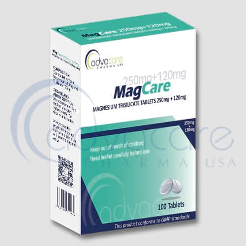 Magnesium Trisilicate Tablets Manufacturer 1