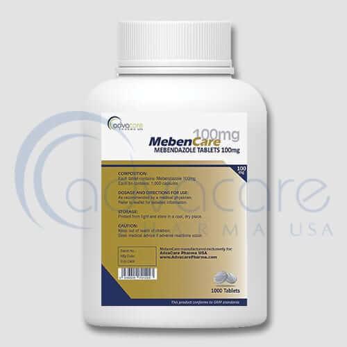 Mebendazole Tablets Manufacturer 2