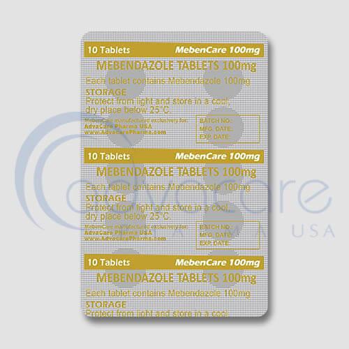 Mebendazole Tablets Manufacturer 3