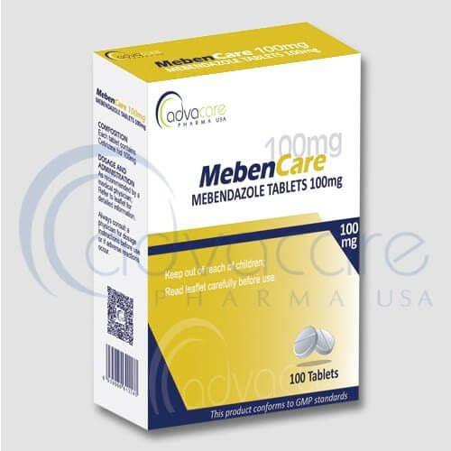Mebendazole Tablets Manufacturer 1