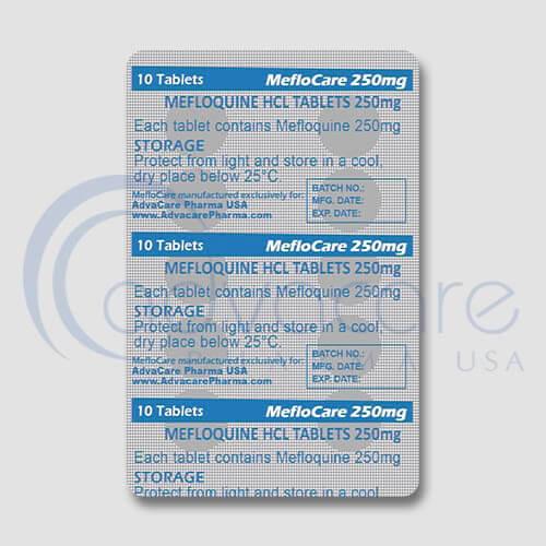 Mefloquine HCL Tablets Manufacturer 2