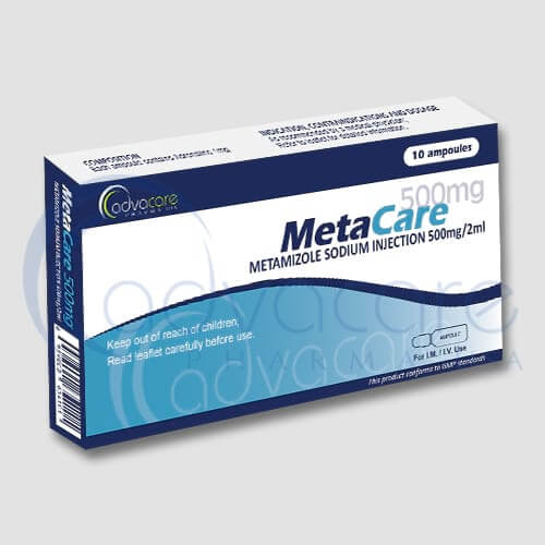 Metamizole Sodium Injections Manufacturer 1