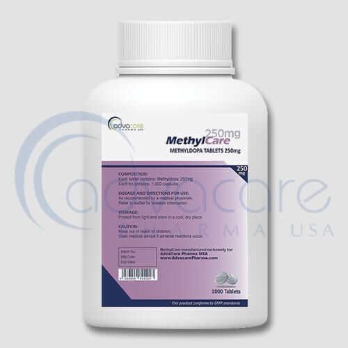 Methyldopa Tablets Manufacturer 2