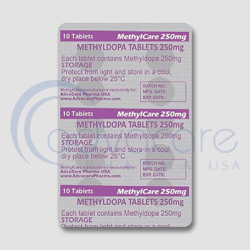 Methyldopa Tablets Manufacturer 3