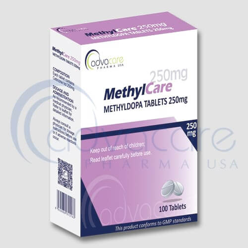Methyldopa Tablets