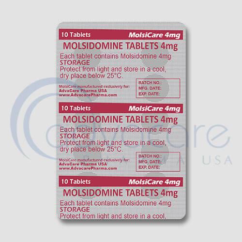 Molsidomine Tablets Manufacturer 3