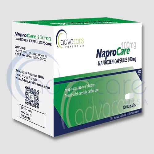 Naproxen Capsules Manufacturer 1
