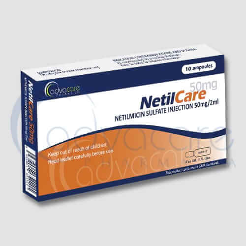 Netilmicin Sulfate Injection