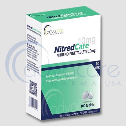 Nitrendipine Tablets Manufacturer 1
