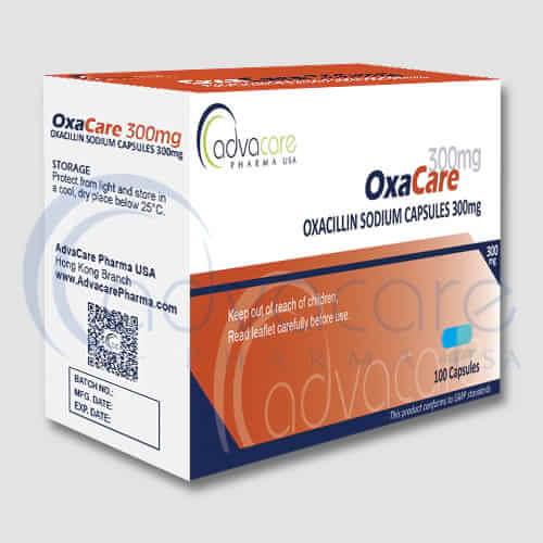 Oxacillin Sodium Capsules