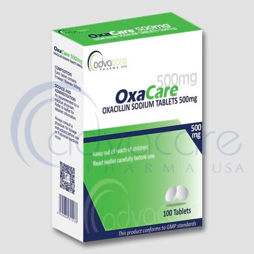 Oxacillin Sodium Tablets Manufacturer 1