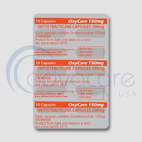 Oxytetracycline Capsules Manufacturer 3